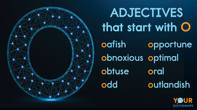 adjectives that start with O