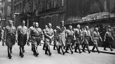 Hitler Munich Beer Hall Putsch of 1923