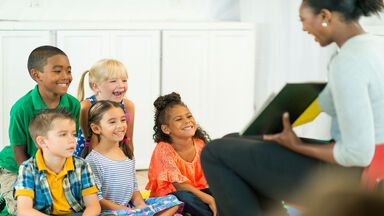 Storytelling lesson plan for first grade