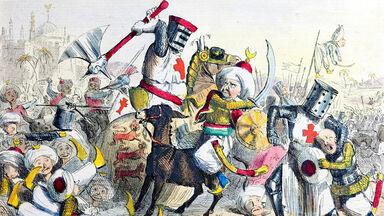 crusades Richard the Lionheart