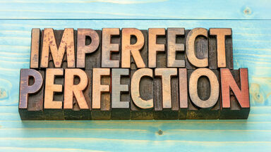 Example of oxymoron imperfect perfection