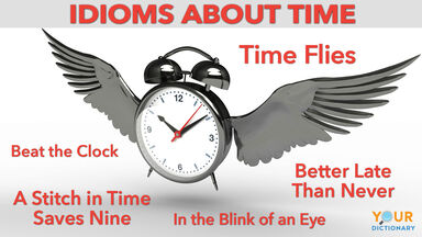 idioms about time examples