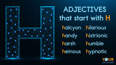 adjectives that start with h